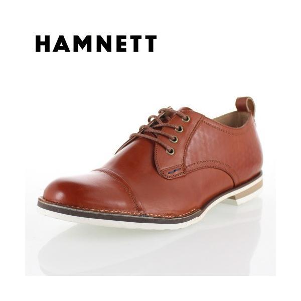 キャサリンハムネット HAMNETT 37000 ブラウン 靴 メンズ カジュアルシューズ washington