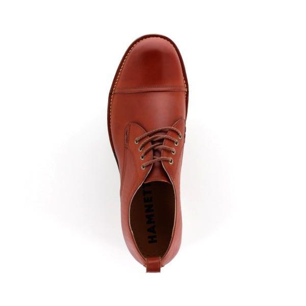 キャサリンハムネット HAMNETT 37000 ブラウン 靴 メンズ カジュアルシューズ washington 04