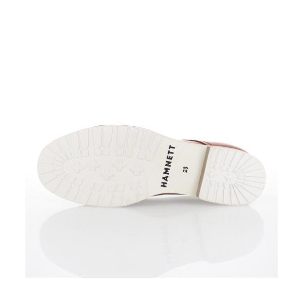 キャサリンハムネット HAMNETT 37000 ブラウン 靴 メンズ カジュアルシューズ washington 05