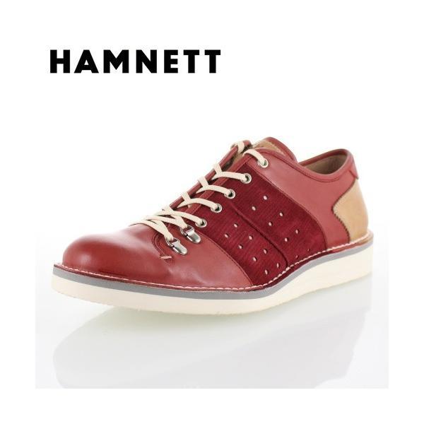 キャサリンハムネット HAMNETT 37002 レッド 靴 メンズ カジュアルシューズ|washington