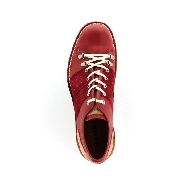 キャサリンハムネット HAMNETT 37002 レッド 靴 メンズ カジュアルシューズ|washington|04
