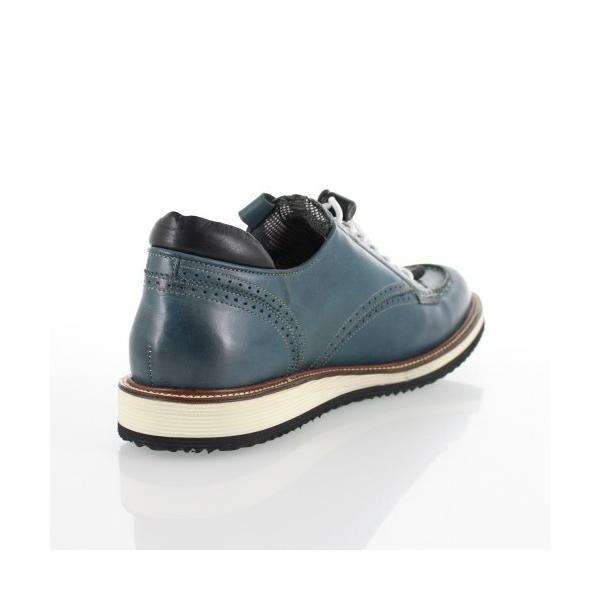 キャサリンハムネット HAMNETT 37004 グリーン 靴 メンズ カジュアルシューズ washington 03