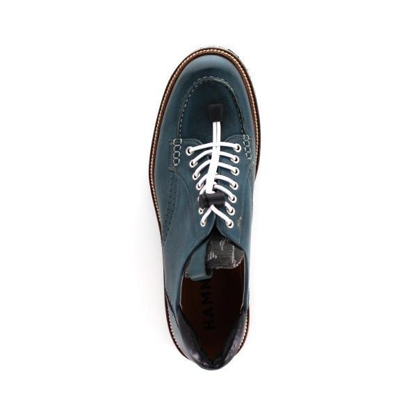 キャサリンハムネット HAMNETT 37004 グリーン 靴 メンズ カジュアルシューズ washington 04