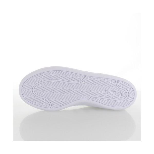アディダス レディース スニーカー adidas CLOUDFOAM STRIPES SUE W DB0848 カジュアル スエード グレー|washington|05