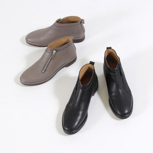 SAYA ブーツ サヤ ラボキゴシ 靴 50551 本革 ブーティ アンクルブーツ レディース 革靴 ファスナー付き セール|washington|02
