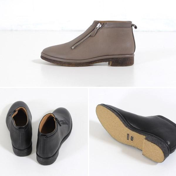 SAYA ブーツ サヤ ラボキゴシ 靴 50551 本革 ブーティ アンクルブーツ レディース 革靴 ファスナー付き セール|washington|05