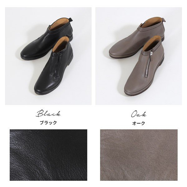 SAYA ブーツ サヤ ラボキゴシ 靴 50551 本革 ブーティ アンクルブーツ レディース 革靴 ファスナー付き セール|washington|06