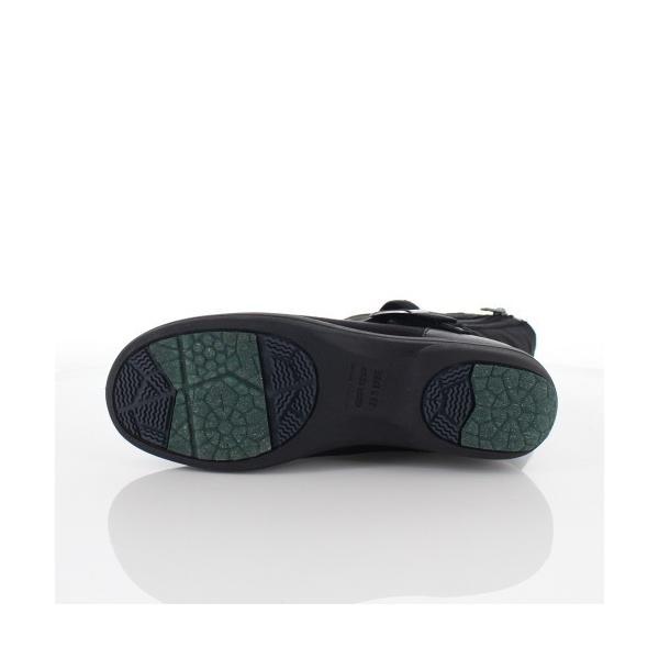 madrasWalk マドラスウォーク 靴 MWL2108 防水 ブーツ ショートブーツ ストレッチ素材 4E GORE-TEX 黒 ブラック レディース セール|washington|05
