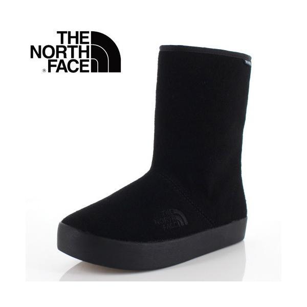 ザ ノースフェイス THE NORTH FACE NF51890 ウインター キャンプブーティー III ブラック(KK) レディース メンズ 撥水 保温 軽量 washington
