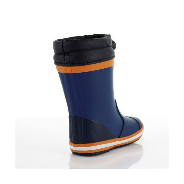 イフミー ベビー キッズ 長靴 IFME RAINBOOTS 80-8724 BLUE レインブーツ ブルー 防水 防滑|washington|03