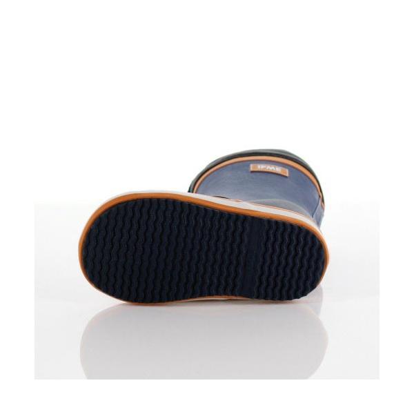 イフミー ベビー キッズ 長靴 IFME RAINBOOTS 80-8724 BLUE レインブーツ ブルー 防水 防滑|washington|05