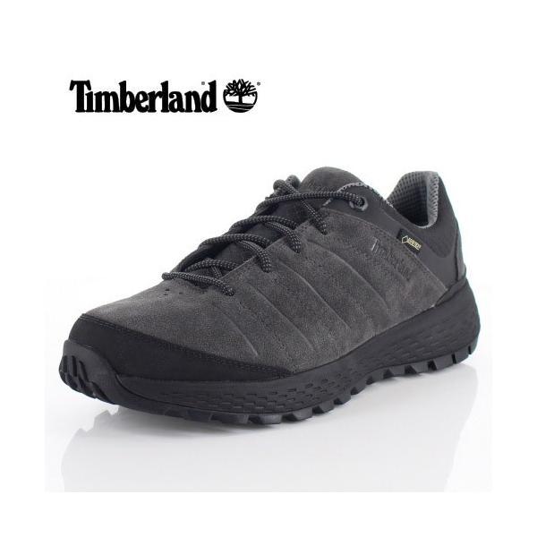 ティンバーランド Timberland メンズ スニーカー パーカー リッジ ロー A1VNH 1 ダークグレー スエード GORE-TEX アウトドアシューズ 靴 washington