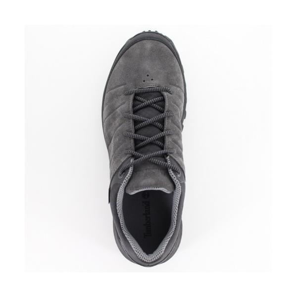ティンバーランド Timberland メンズ スニーカー パーカー リッジ ロー A1VNH 1 ダークグレー スエード GORE-TEX アウトドアシューズ 靴 washington 04