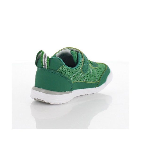 IFME イフミー 子供靴 スニーカー キッズ 30-9009 IFME Light GREEN 通園 通学 運動靴 超軽量 グリーン|washington|03