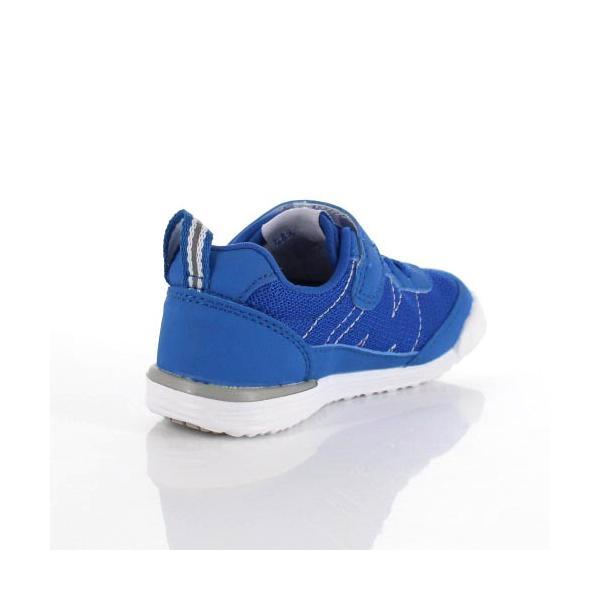 スニーカー イフミー キッズ IFME Light シューズ 22-9009 BLUE ブルー ジュニア 子供靴 ベルクロ 軽量|washington|03