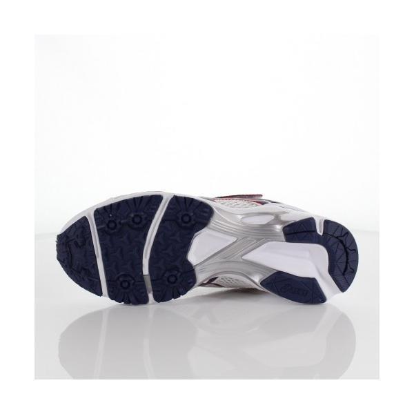 asics アシックス 靴 18 LAZERBEAM RD-MG 1154A018 スニーカー レーザービーム 運動靴 白 ホワイト ベルクロ ジュニア キッズ washington 05