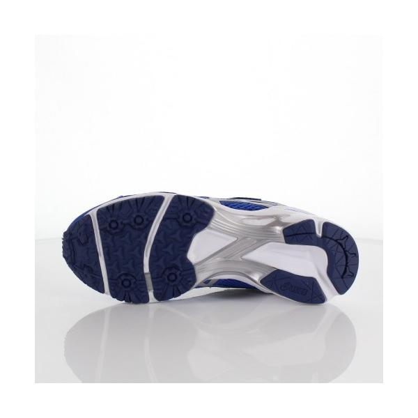 asics アシックス 靴 18 LAZERBEAM RD-MG 1154A018 スニーカー レーザービーム 運動靴 青 ブルー ベルクロ ジュニア キッズ washington 05