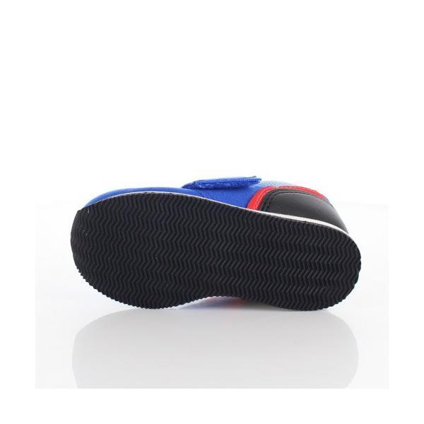 ニューバランス ベビー キッズ スニーカー new balance IV996 BLR BLUE/RED 通園 通学 プレゼント ギフト washington 05