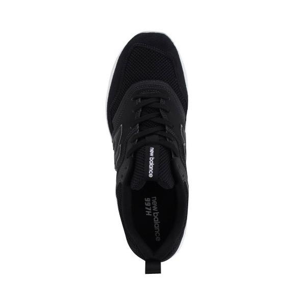 ニューバランス レディース メンズ スニーカー new balance CM997H BC BLACK ブラック 黒|washington|04