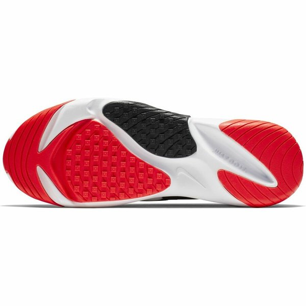 ナイキ メンズ スニーカー ズーム 2K AO0269-105 NIKE ZOOM 2K ホワイト レッド ブラック|washington|05