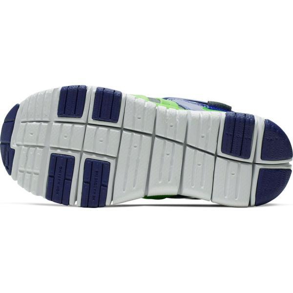 ナイキ ダイナモフリー NIKE DYNAMO FREE PS 343738-021 キッズ ジュニア スニーカー スリッポン ブルー グリーン 子供靴 靴 セール washington 04