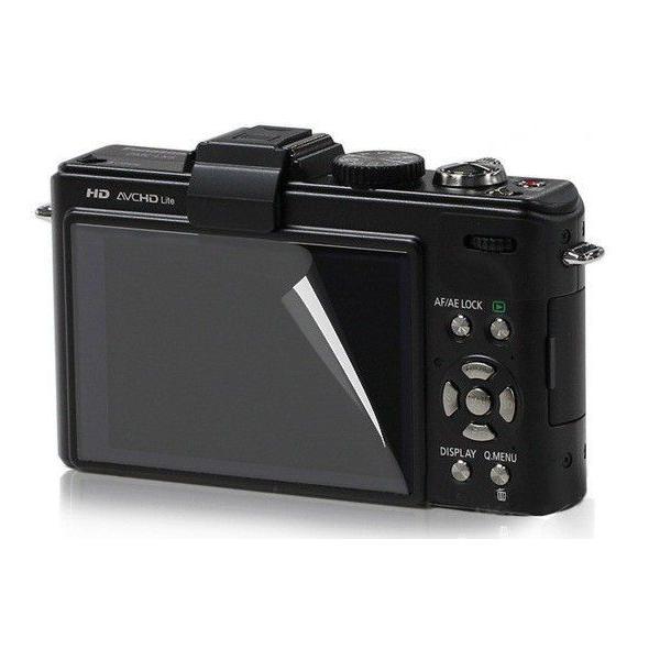 Panasonic LUMIX DMC-LX3 LX5 LX7 デジタルカメラ専用 液晶画面保護シール 503-0001B
