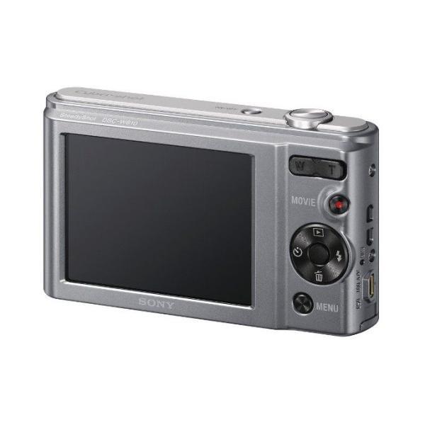 SONY DSC W810 デジタルカメラ専用 液晶画面保護シール 503-0021G
