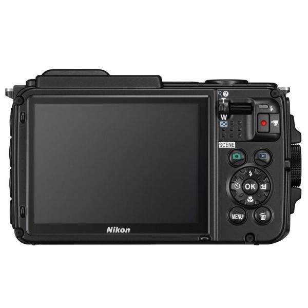 NIKON COOLPIX AW130 デジタルカメラ専用 液晶画面保護シール 503-0028D