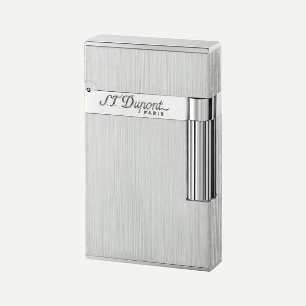 デュポン ライター ライン 2 刷毛目仕上げ パラディウム/16404 S.T.Dupont エス・テー・デュポン ライター