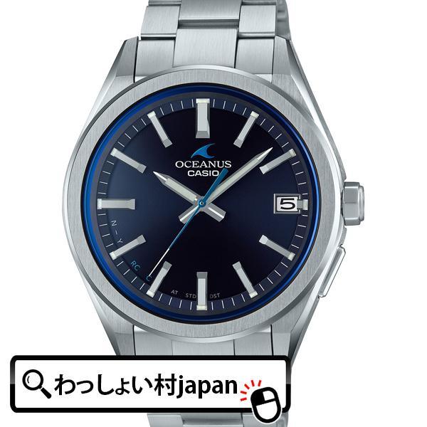 OCEANUS オシアナス CASIO カシオ Bluetooth SMART モバイルリンク OCW-T200S-1AJF メンズ 腕時計 国内正規品 送料無料 wassyoimurajapan