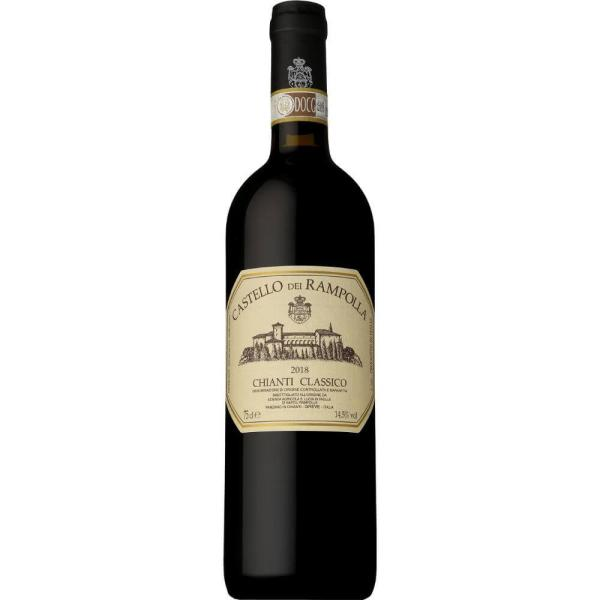 ■カステッロデイランポッラキャンティクラシコ 2018  赤ワインイタリアトスカーナ