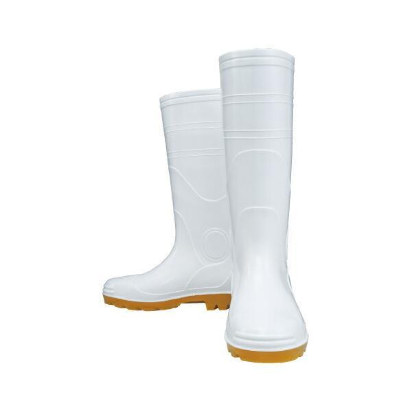 安全靴 作業靴 J-WORK 安全耐油長靴(鋼鉄芯入) [JW-709] 24〜27、28、29、30cm 耐油・抗菌・防滑 土木建築に最適!おたふく手袋 お取寄せ 【返品交換不可】