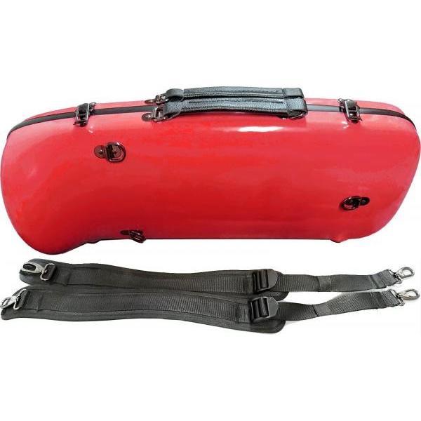 CCシャイニーケース II CC2-ATP-RD エアロ トランペット ケース レッド ハードケース aero trumpet red 赤色 管楽器 北海道 沖縄 離島不可