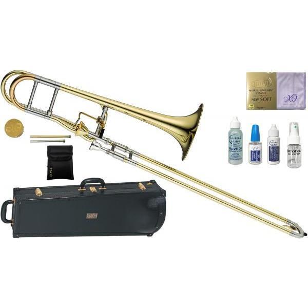 XO 1236L-T トロンボーン 正規品 B♭ F管 テナーバストロンボーン アキシャルフローバルブ 太管 Tenor Bass Trombones BT-L 北海道 沖縄 離島不可