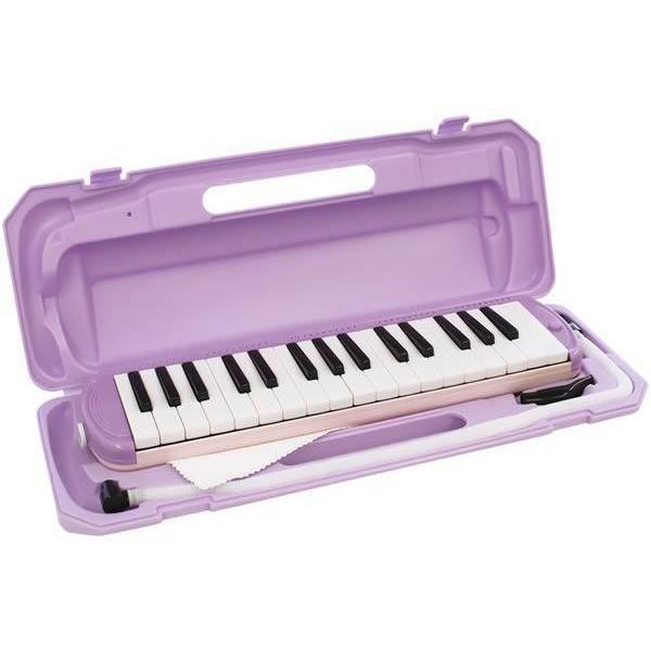 鍵盤ハーモニカ 32鍵 コスモス パープル 1台 Cosmos アルト ケンハモ 鍵盤楽器 薄紫 楽器 北海道 沖縄 離島不可