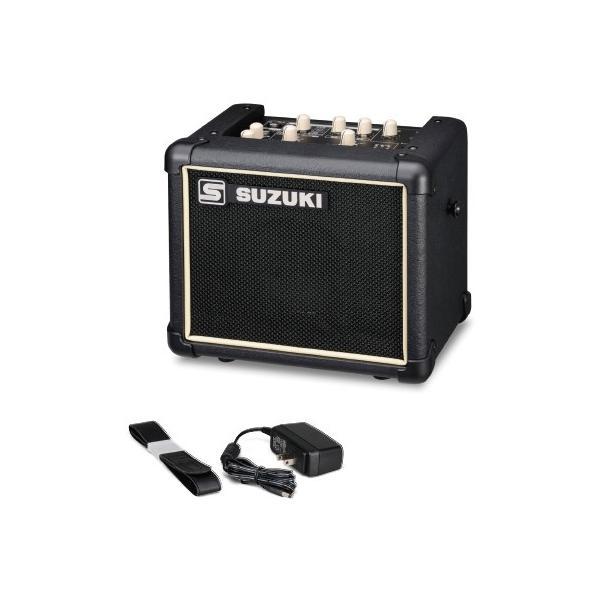 SUZUKIハーモニカアンプ音量拡張スピーカーSPA-03マイク入力エフェクターリバーブ楽器用鍵盤ハーモニカ大正琴複音ハーモニカ
