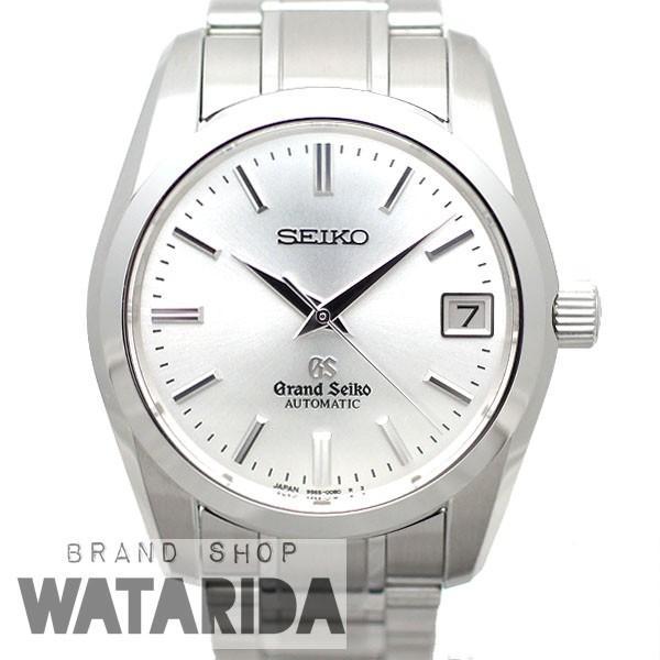 セイコー 腕時計 グランドセイコー SBGR051 AT SS シルバー 箱・保付 点検・調整済 【送料無料】
