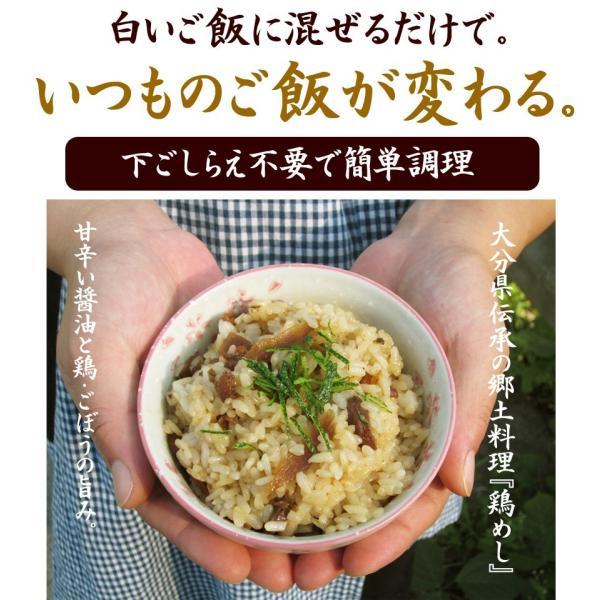 鶏めしの素 米2合用 2袋セット 出来上がったご飯に混ぜるだけ 1000円 ポッキリ ポイント消化 送料無料セール watasyoku 02
