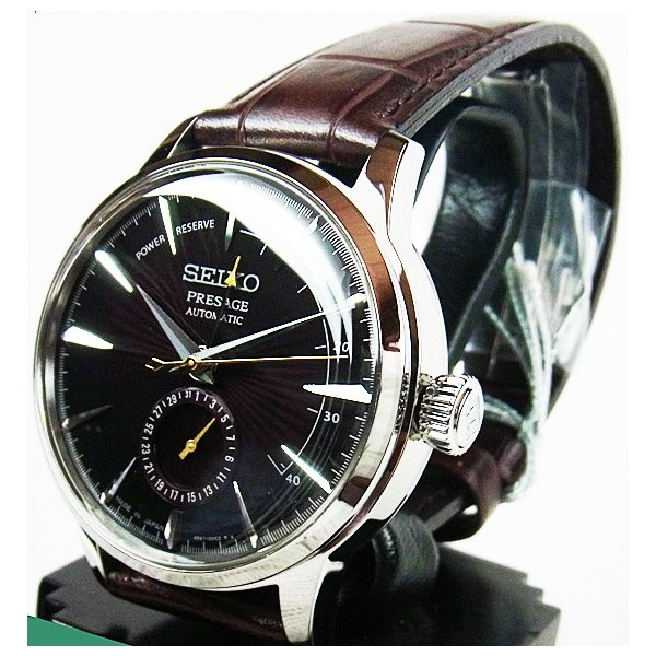 セイコー 時計 メンズ SEIKO メカニカル プレサージュ カクテルモデル SARY135