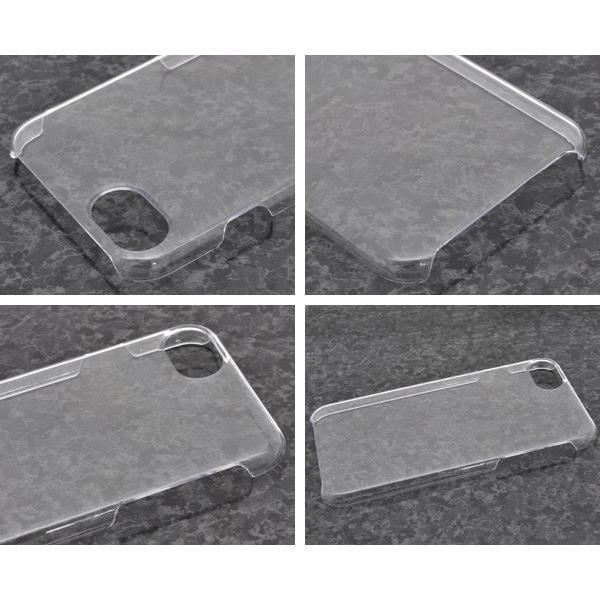 アイフォンケース iPhone8/iPhone7/iPhone6/6S(4.7インチ)兼用 ハードクリアケース アイフォン6 アイフォン7  ケースカバー|watch-me|02