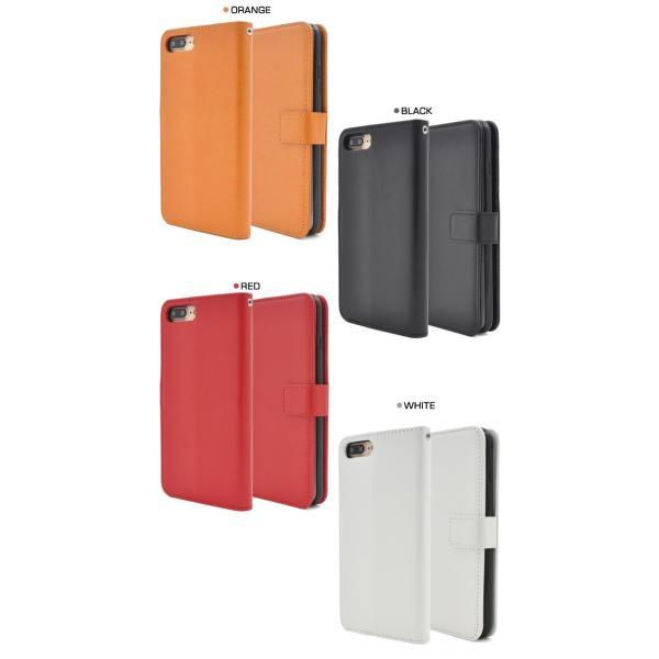 アイフォンケース iPhone7Plus/iPhone8Plus(5.5インチ)用 カラーレザーケースポーチ アイフォン7PLUS アイフォン7プラス アイフォン8PLUS アイフォン8プラス|watch-me|04
