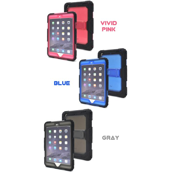 iPadケース iPad mini Retina/2/3用 耐衝撃ラバーバンパーカラーケース for Apple iPad mini Retina|watch-me|06