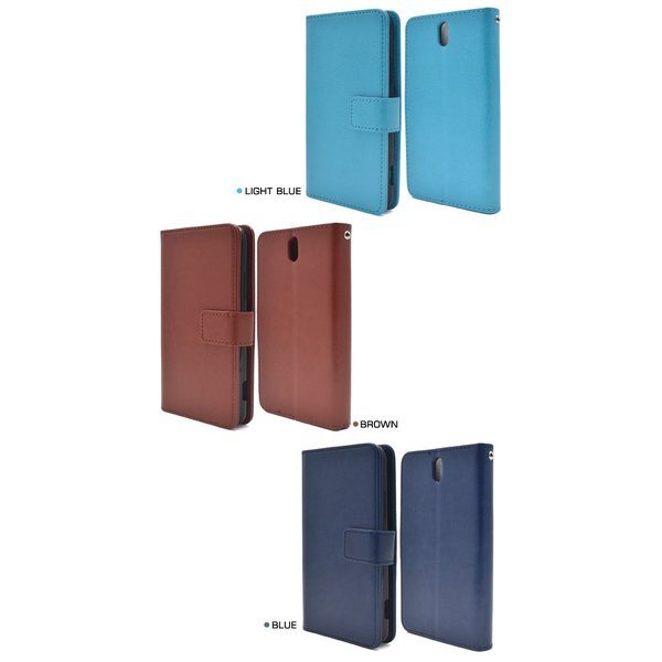スマホケース Android One S1用 カラーレザーケースポーチ  Y mobile アンドロイド ワンS1 AndroidOneS1 Y モバイル/Yモバイル/ワイモバイル|watch-me|06