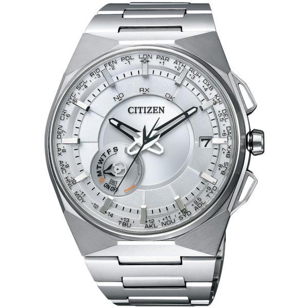 腕時計 CC2001-57A シチズン サテライトウェーブ F100 ソーラー GPS衛星電波時計 メンズ 正規品|watch-moonf