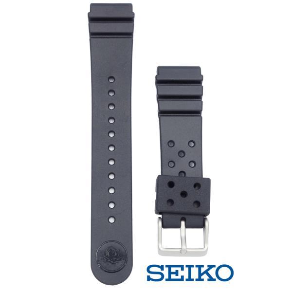 時計用ベルトセイコーSEIKO22mmウレタンバンドダイバーズウォッチ用DAL1BP正規品