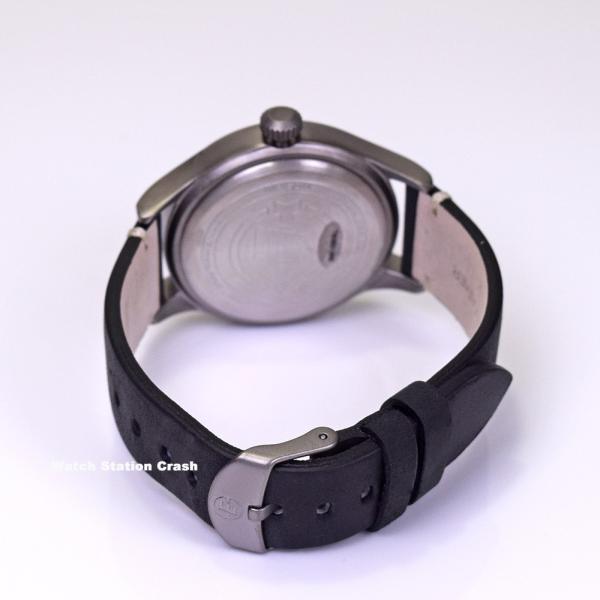 腕時計 メンズ TIMEX TW4B01900 本革 ミリタリー ブラック TIMEX EXPEDITION SCOUT METAL BOXなし メール便 watchcrash 05