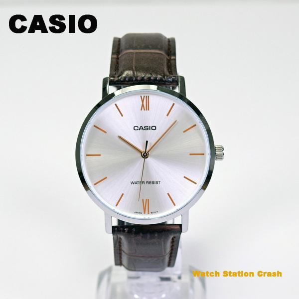 CASIO カシオ 日本未発売  チープカシオ チプカシ プチプラ シルバー MTP-VT01L-7B2  メンズ レディース  腕時計 BOXなし メール便(ネコポス便) watchcrash