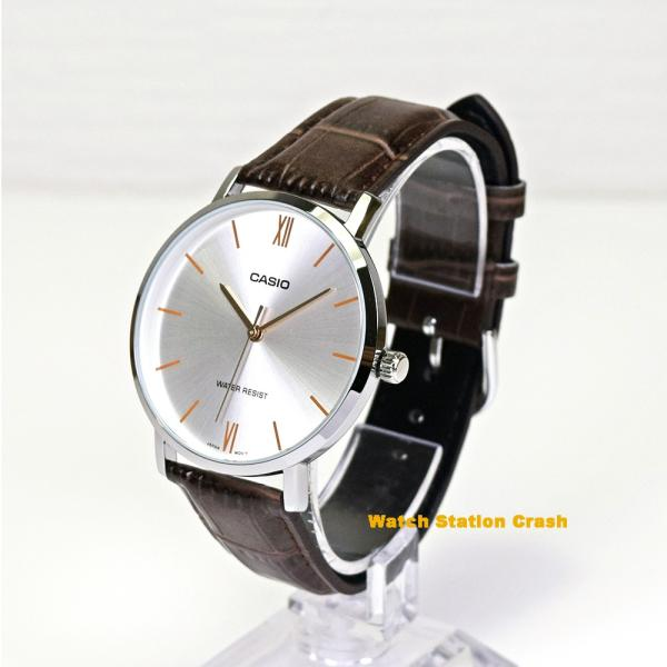 CASIO カシオ 日本未発売  チープカシオ チプカシ プチプラ シルバー MTP-VT01L-7B2  メンズ レディース  腕時計 BOXなし メール便(ネコポス便) watchcrash 02