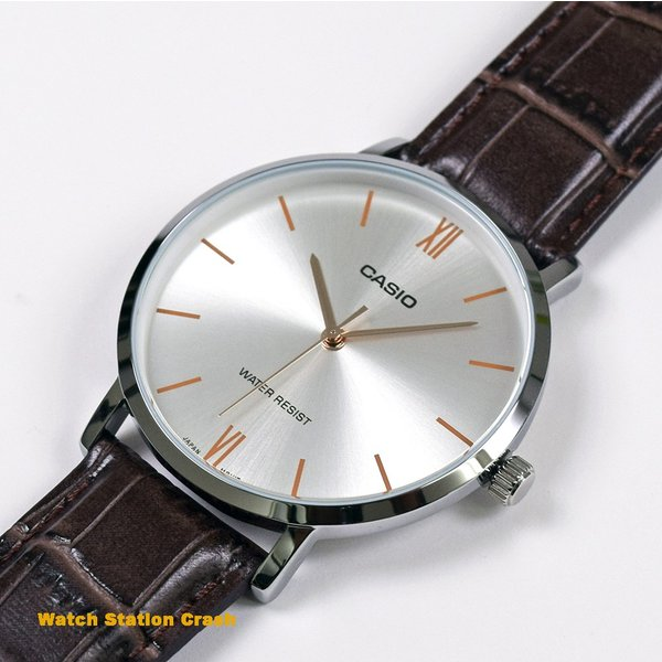 CASIO カシオ 日本未発売  チープカシオ チプカシ プチプラ シルバー MTP-VT01L-7B2  メンズ レディース  腕時計 BOXなし メール便(ネコポス便) watchcrash 03
