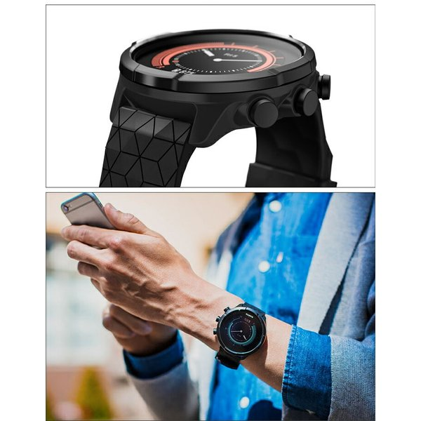 SUUNTO 9 BARO TITANIU 国内正規品 SS050145000  最長(120時間)のバッテリー寿命 硬度グレード5のチタン採用|watchcrash|04